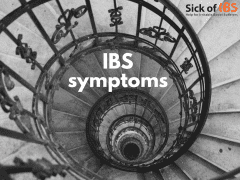 my IBS symptoms