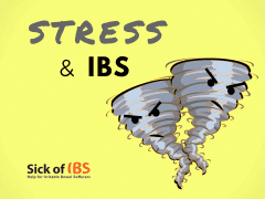 stress and ibs