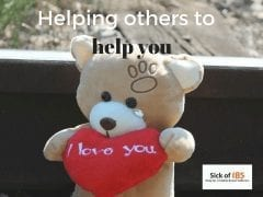 helping others help you