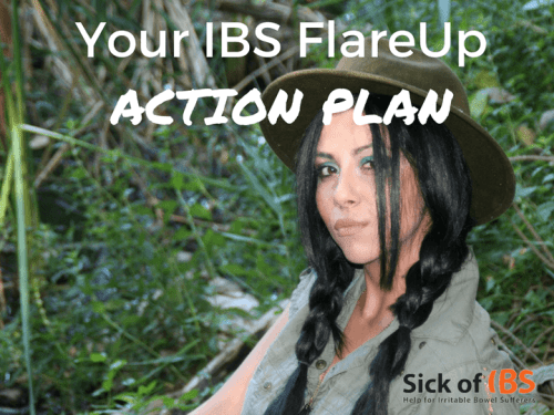 IBS flare-up action plan