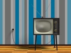 News on TV: it's just stress with a plug!