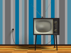 News on TV: it's just stress with a plug