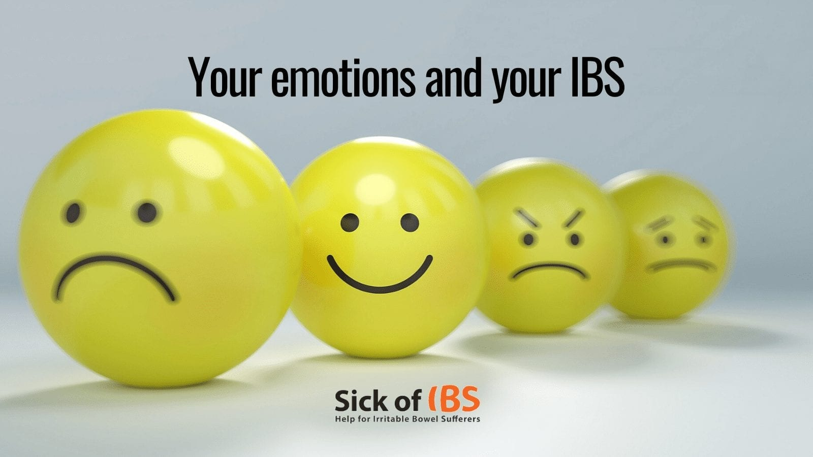 Your emotions and IBS