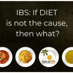 If diet is not the cause, then what?