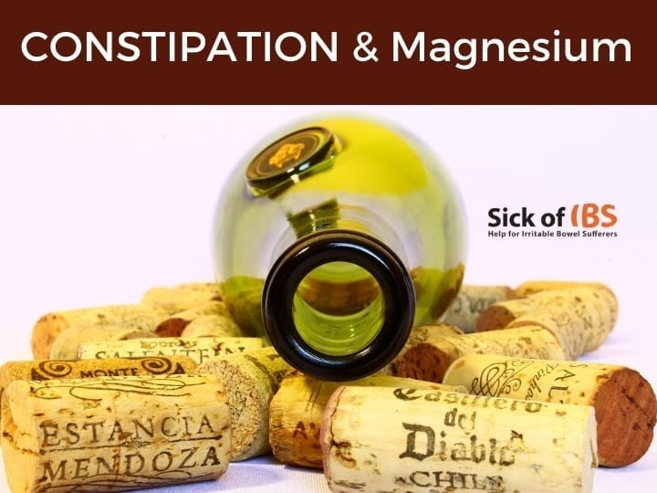 constipation and magnesium