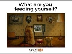 what are you feeding yourself