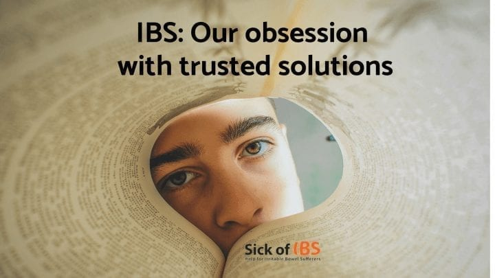 our obsession with trusted solutions