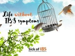 Life without IBS symtpoms