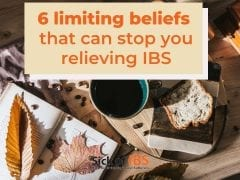 Limiting beliefs make IBS harder to relieve