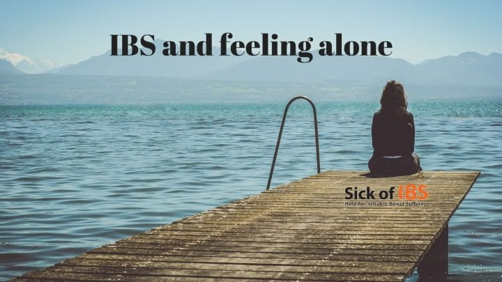 IBS and feeling alone